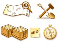 Kiva illustrations