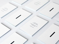 Studio Collin Business Cards
