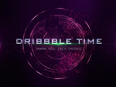 Dribbble Time
