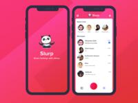 Slurp | Chat App UI