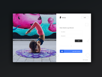 Signup Page 🔥🔥 | Daily UI Challenge #01