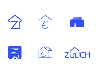 """ZUUCH"" – Real Estate Investment Company Logo"