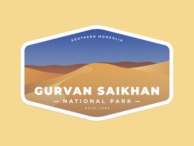 Gurvan Saikhan National Park