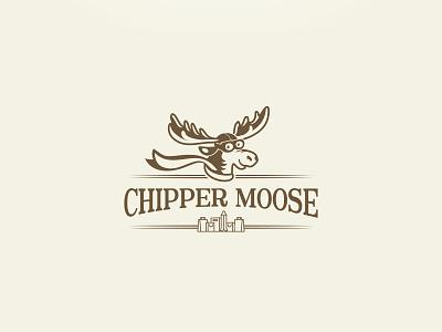 CHIPPER MOOSE city classic bags shopping pilot moose