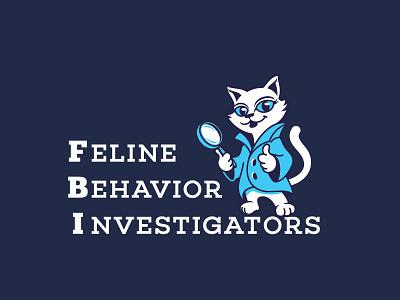 Feline FBI 2 detective cat