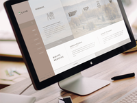 CAFR - corporate webdesign