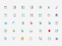 OfficeSuite icons