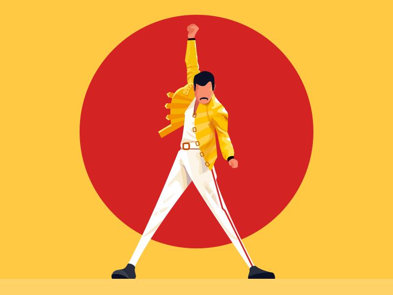 Freddie illustration