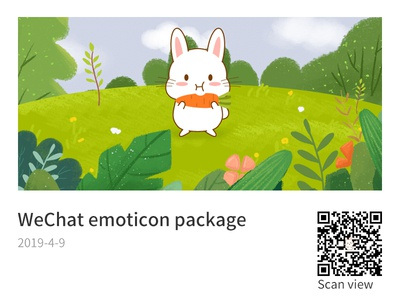 Tony Rabbit Emoticon Pack