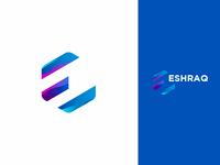 Eshraq industries - logo concept