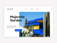 Majorelle Garden | Maroc Tour - UI 01
