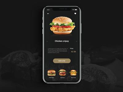 Fuego Latino mobile app minimal ui ux
