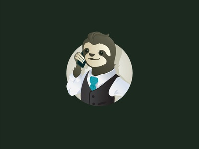 Business Sloth