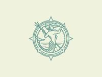Mermaid Compass