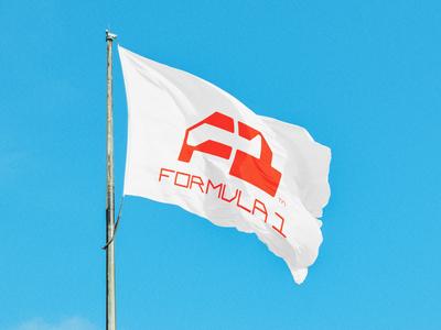 Formula One 2030 logodesign logos typedesign typeface graphicdesign graphic design vector color design typography branding logo