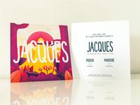 JACQUES BIRTH ANNOUNCEMENT