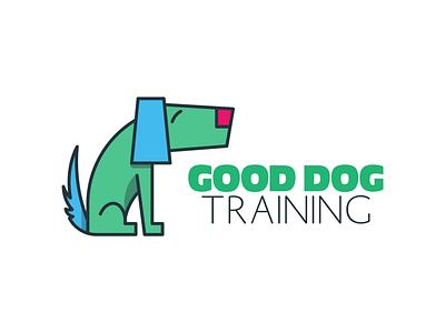 Dog Trainer doodle dog logo logodesign logo training dogs trainer dog