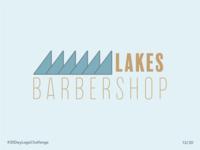 Logo Challenge I Barbershop