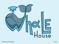 Logo Challenge I Whale