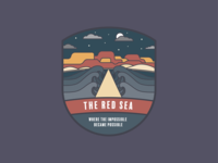Red Sea Badge