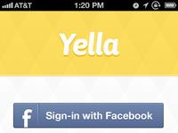 Yella login