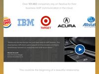 Nextiva Homepage [WIP]