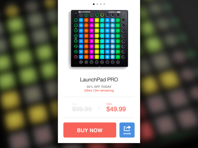 Deal of the Day [FREEBIE] [Sketch] ecommerce groupon deal ui psd free freebie sketch