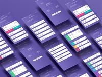 Pless Associate App Design