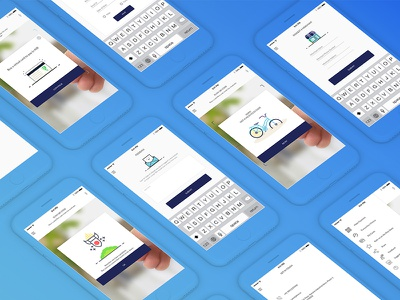 Pless UI/UX Revamp mobile user interface user interface ios app design fintech mobile payment payment ui kituiux ios ui design