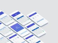 Eckovation App - Sign Up Flow