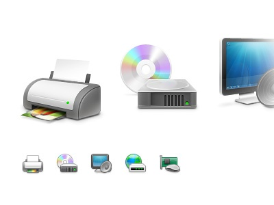 Du devices icons preview