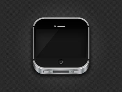 Iphone 4s ios icon