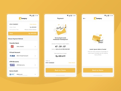 Kanepay - Payment