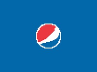Pepsi - Everyday Pixel Art Logo