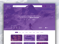 Yahoo! - Landing Page Redesign