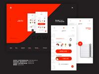 Speedyvide - Ux/Ui, Web & Brand Identity Design