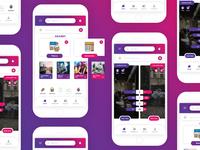 43. hangout app screens   2