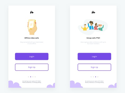 Vidly - Onboarding Screens