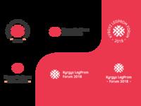 Kyrgyz LegProm Forum logo