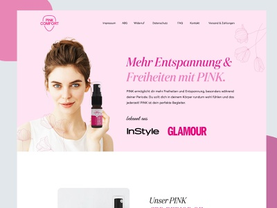 Product Landing Page Design design minimal uiux branding illustration typography