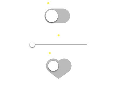 Toggles toggle illustration ux icon ui website