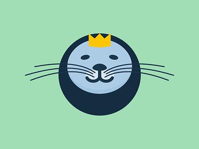 SeaLion - visual play #2 vector sea seal lion affinity