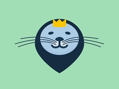 SeaLion - visual play #3 vector sea seal lion affinity