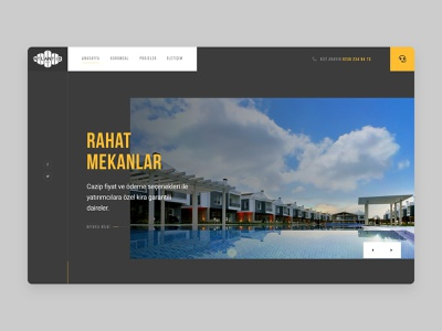Atlantis Group ui ux design website