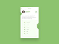 Daily UI – Day #007 – Settings