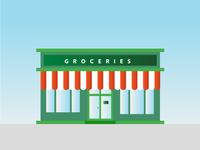 Groceries Shop