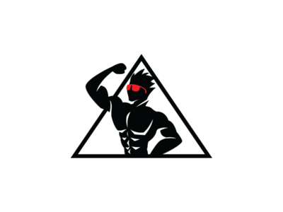 Bodybuilder gym muscle sport logo sport logo masculin logo sunglasses logo male logo man logo man muscle logo gym logo bodybuilder logo