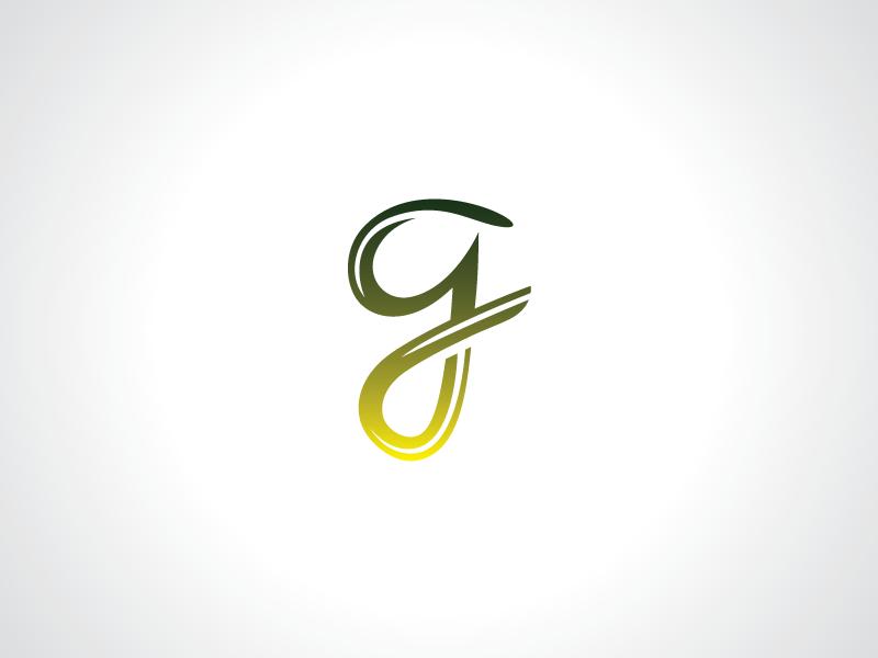 letter g logo template by heavtryq dribbble