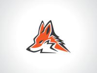 Majestic Fox Logo Template