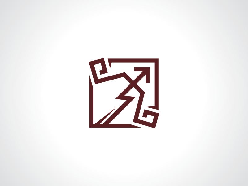 Archery Bow Logo Template by Heavtryq on Dribbble
